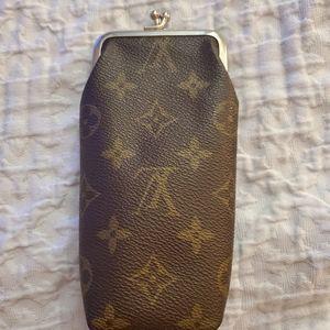 Authentic vintage Louis Vuitton case